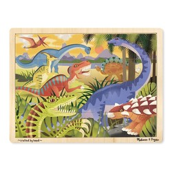 Wooden Jigsaw Puzzle - Dinosaur - 24 Pieces