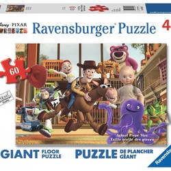 Disney Pixar Collection Toy Story Playing Around - 60 Piece Floor Puzzle
