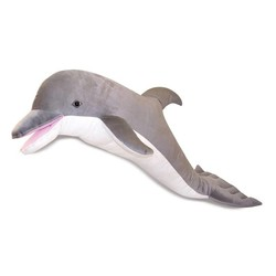 Dolphin - Lifelike Animal Giant Plush