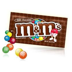 M&M's Milk Chocolate 1.74 oz. Bag