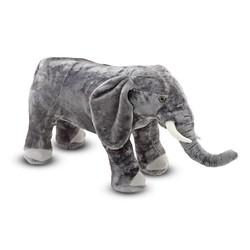 Elephant - Lifelike Animal Giant Plush