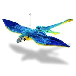 Flying Blue & Yellow Macaw 30""