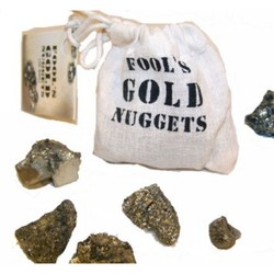 Fools Gold in a Bag