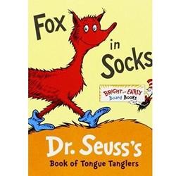 Fox in Socks - Bright & Early Board Book