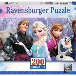 Frozen Friends - 200 Piece Puzzle