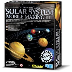 Glow Solar System Mobile Kit