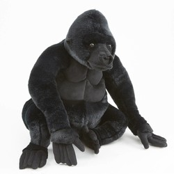 Gorilla - Lifelike Animal Giant Plush