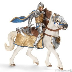 Griffin Knight on Horse Zorlay