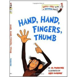 Hand, Hand, Fingers, Thumb - Bright & Early Book
