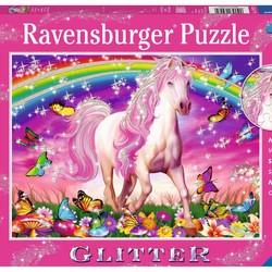 Horse Dream Glitter - 100 Piece Puzzle Glitter