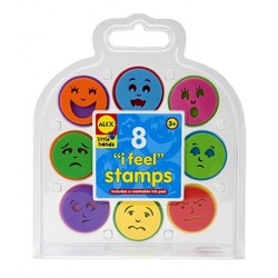 'I Feel' Stamps