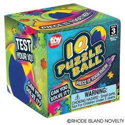 """3"""" IQ Puzzle Ball"""
