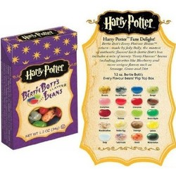 Jelly Belly 1.2 oz. Harry Potter Bertie Bott's 20 Flavors Box