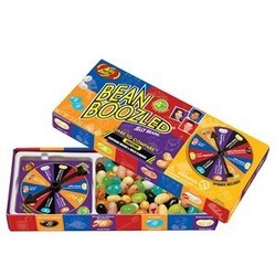 Jelly Belly 3.5 oz. Bean Boozled Spinner Game Box