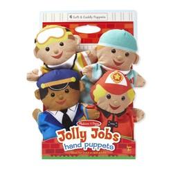 Hand Puppets Jolly Jobs