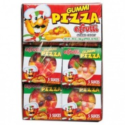 E Frutti Gummi Pizza - Changemaker