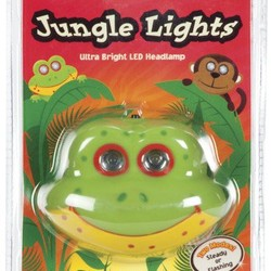 Outdoor Discovery - Animal Lights Head Lamp