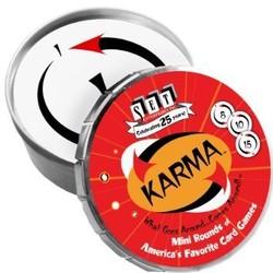 Karma Mini Rounds Card Game