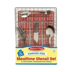 Let's Play House! Meal Time Utensil Set