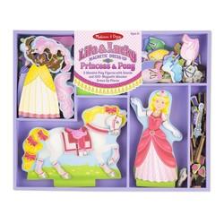 Lila & Lucky Magnetic Dress Up Set