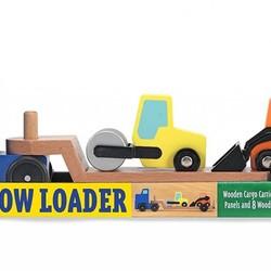 Wooden Low Loader