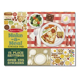 Sticker Pad - Make-a-Meal
