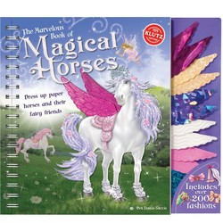 Marvelous Book of Magical Horses