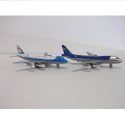 "7.5"" Diecast Turbo Jet Air Force Color"