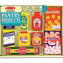 Pantry Products Food Set