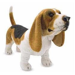 Basset Hound - Lifelike Animal Giant Plush