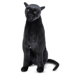 Panther - Lifelike Animal Giant Plush
