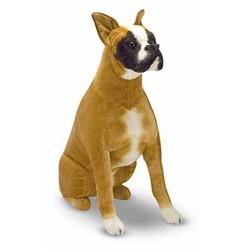 Boxer - Lifelike Animal Giant Plush
