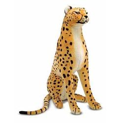 Cheetah - Lifelike Animal Giant Plush