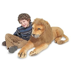 Lion - Lifelike Animal Giant Plush