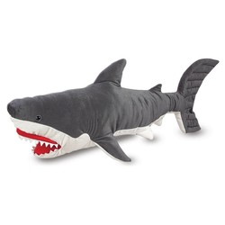 Shark - Lifelike Animal Giant Plush