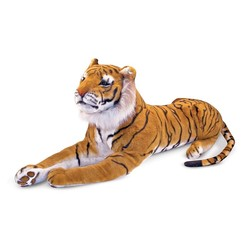 Tiger - Lifelike Animal Giant Plush