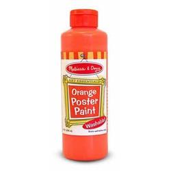 Poster Paint - Orange