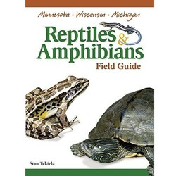 Reptiles & Amphibians of MN, WI Field Guide