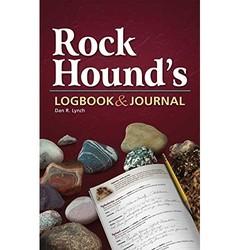 Rock Hound's Logbook & Journal