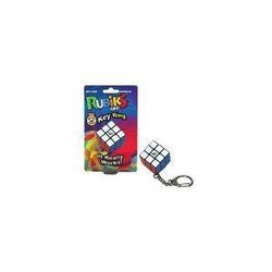 Rubik's Cube Key Ring