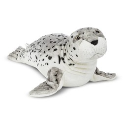 Seal - Lifelike Animal Giant Plush