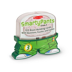 Smarty Pants - 3rd Grade Trivia Cards