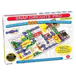 Snap Circuits Pro 500 in 1