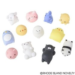 "1.5"" Mochi Squishy Animals Series 1 Assorted Styles"