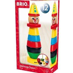 Stacking Clown Stacking Toy