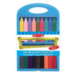 Take Along Jumbo Crayon Set