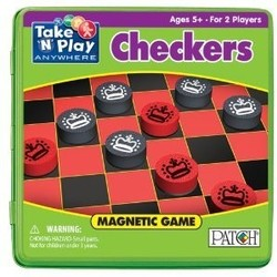 Take n' Play - Checkers
