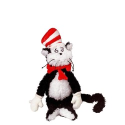The Cat in the Hat Small Soft Toy