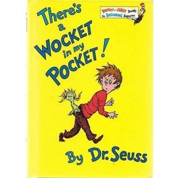 There's a Wocket in my Pocket - Bright & Early Board Book