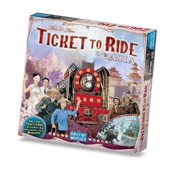 Ticket to Ride - Asia Map Collection 1